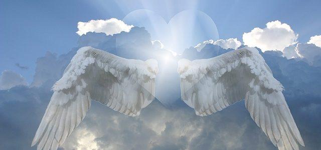 Притча. Ангел и Бог.